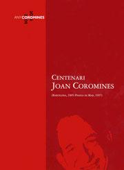 Centenari Joan Coromines