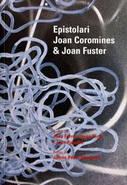 Epistolari Joan Coromines & Joan Fuster. Apèndix: Articles de Joan Fuster i Joan Coromines