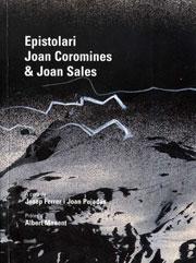 Epistolari Joan Coromines & Joan Sales.