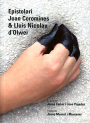 Epistolari Joan Coromines & Lluís Nicolau d'Olwer