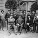Consell d'Administració del Banc de Catalunya, octubre de 1922 (?).